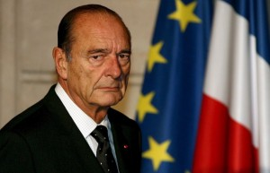 This is Monsieur Chirac