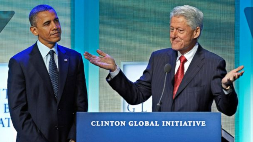 30 years of Neoliberalism made Clinton and Obama rich and screwed America