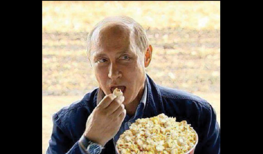 Russia, Russia, Russia!